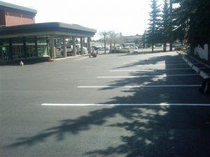 edmonton asphalt parking lot maintenance resurfaced lot