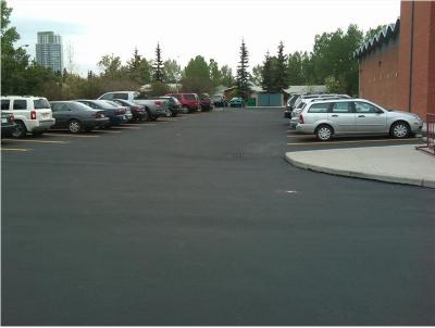 commercial asphalt paving - edmonton - centerline paving