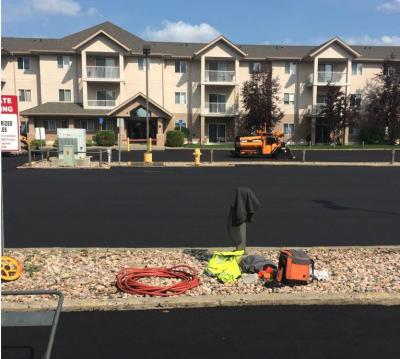 residential asphalt paving - edmonton - centerline paving