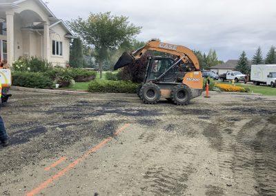 Skidsteer Excavator - Centerline Paving - Careers