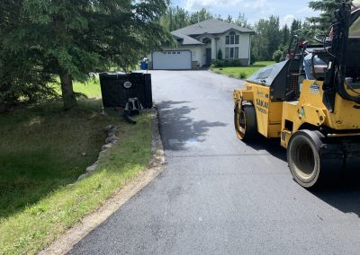 Driveway paving- Centerline Paving - Careers