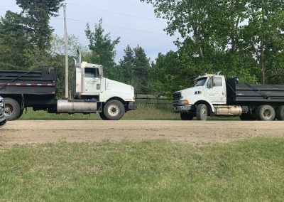 Trucks - Centerline Paving - Careers